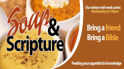 Soup and Scripture