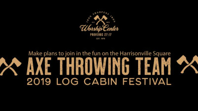 Log Cabin Festival